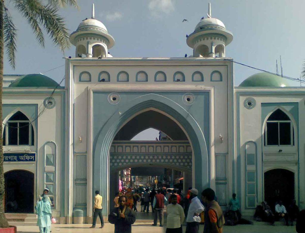 Shahjalal-Dargah